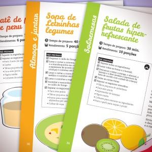 55 receitas adaptadas para que crianças, a partir de 3 anos, realmente possam cozinhar