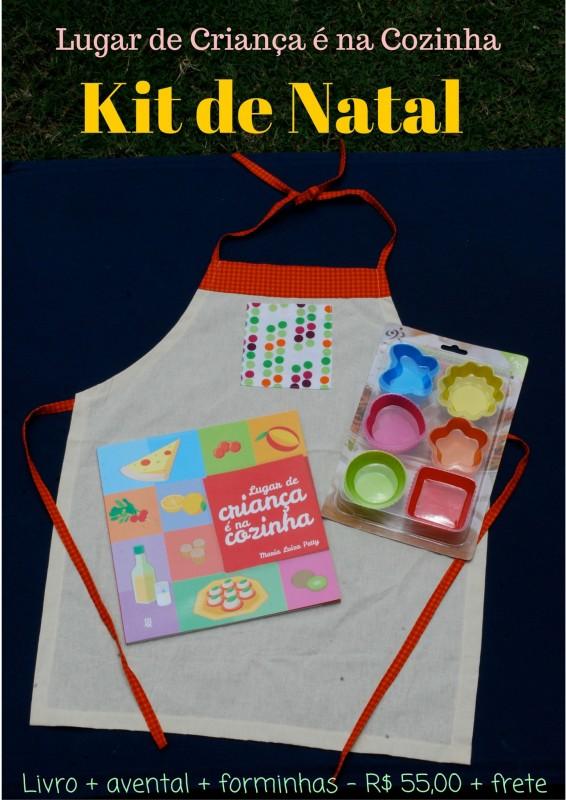 kit natal - propaganda